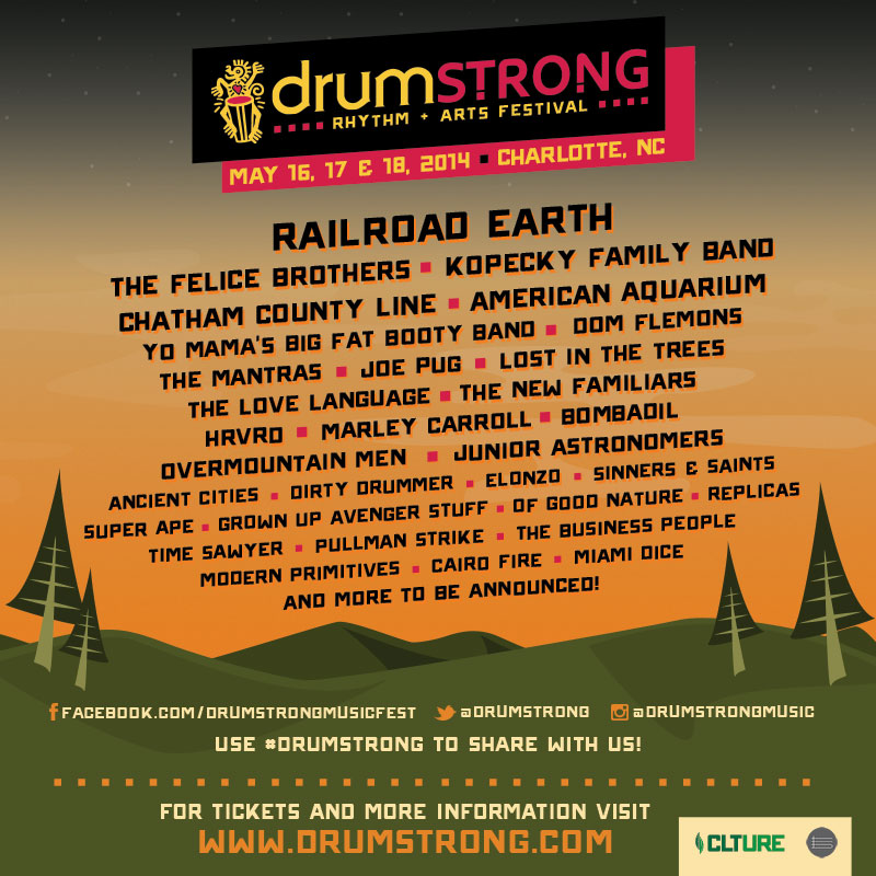 Sinners & Saints - Drumstrong - 2014