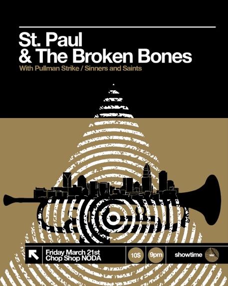Sinners & Saints - St. Paul & TBB