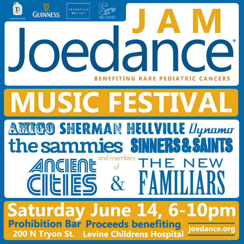 Sinners & Saints - Joedance Jam