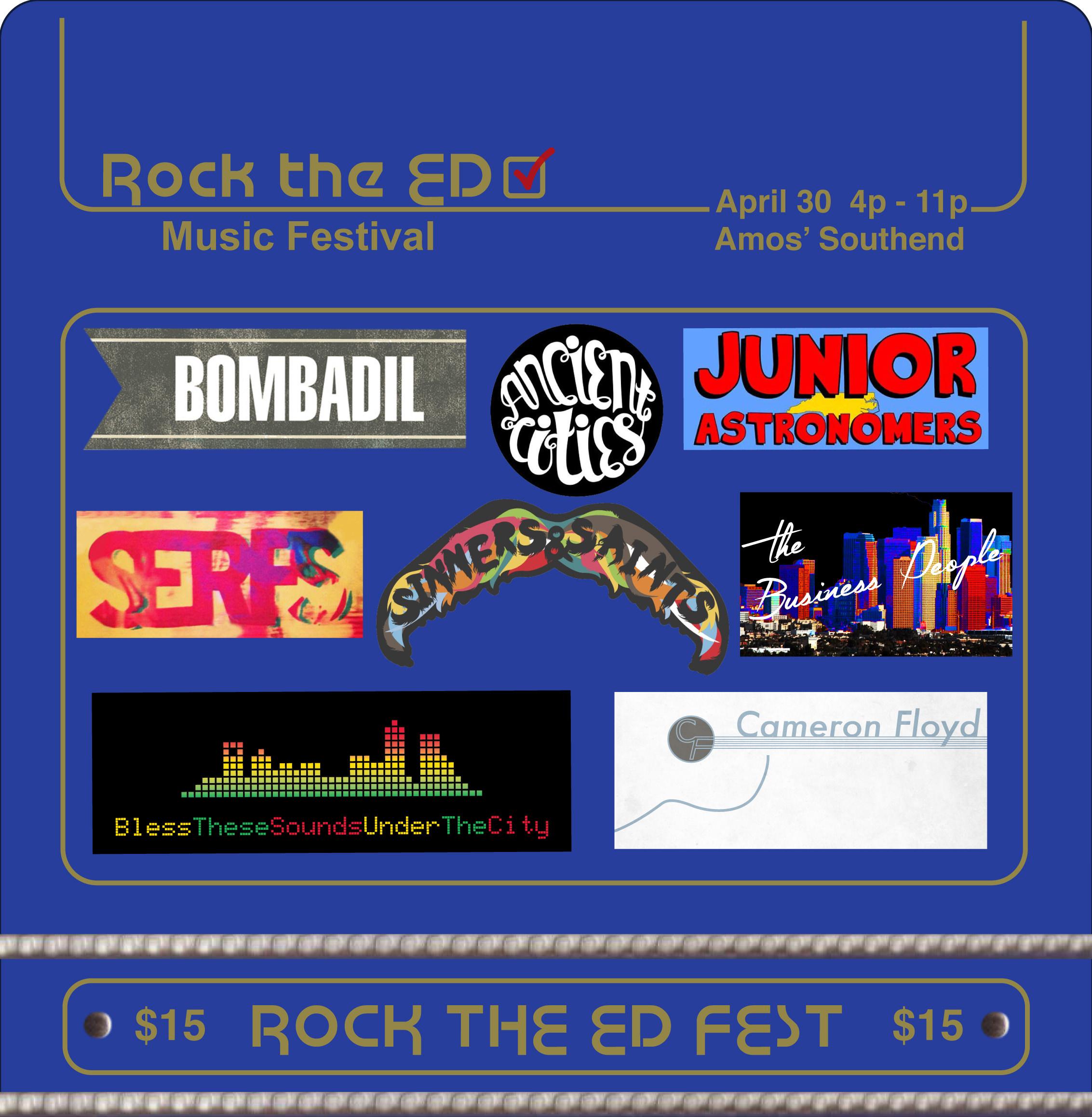 Rock the Ed Music Fest