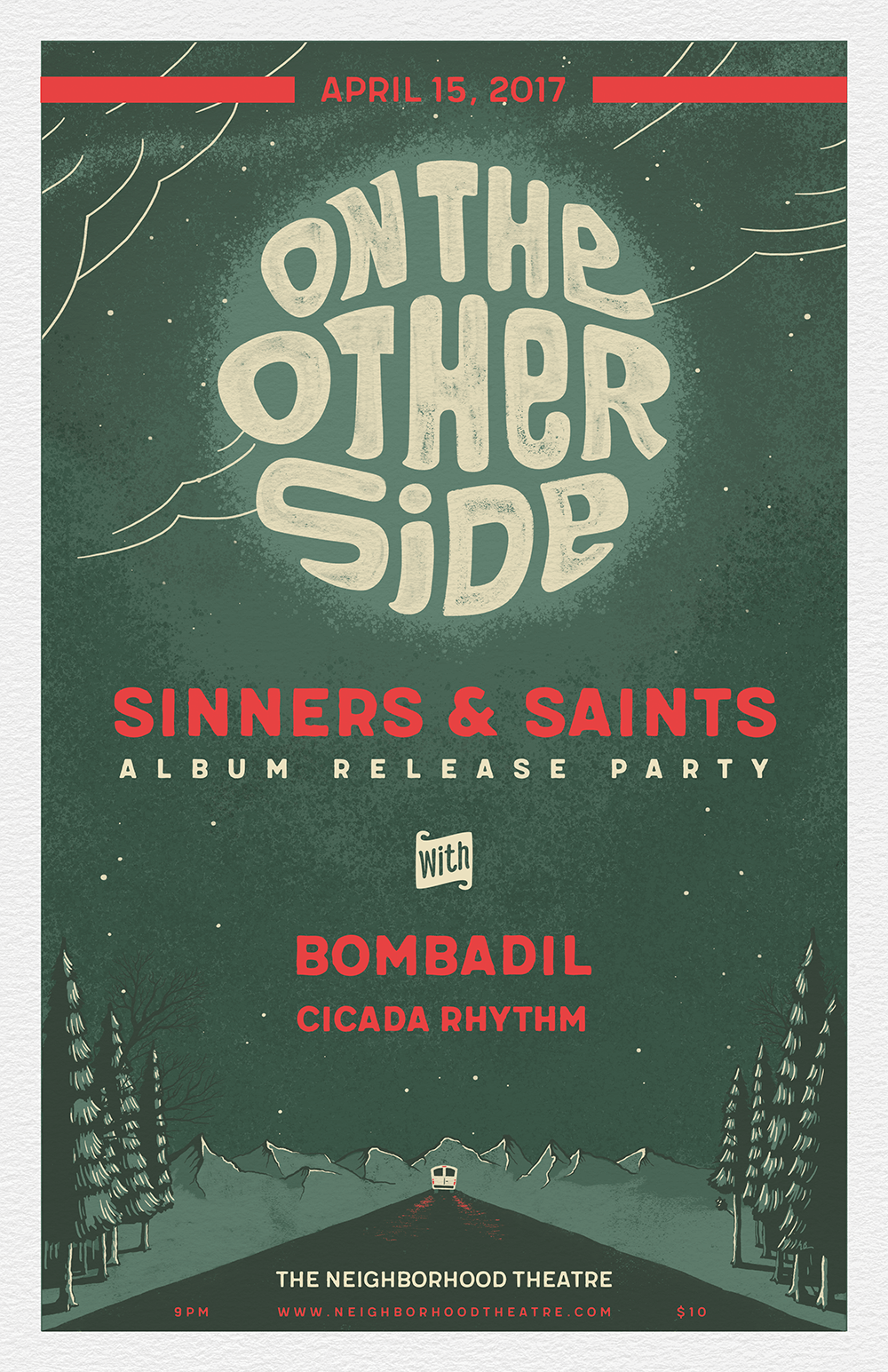 On The Other Side Release Party