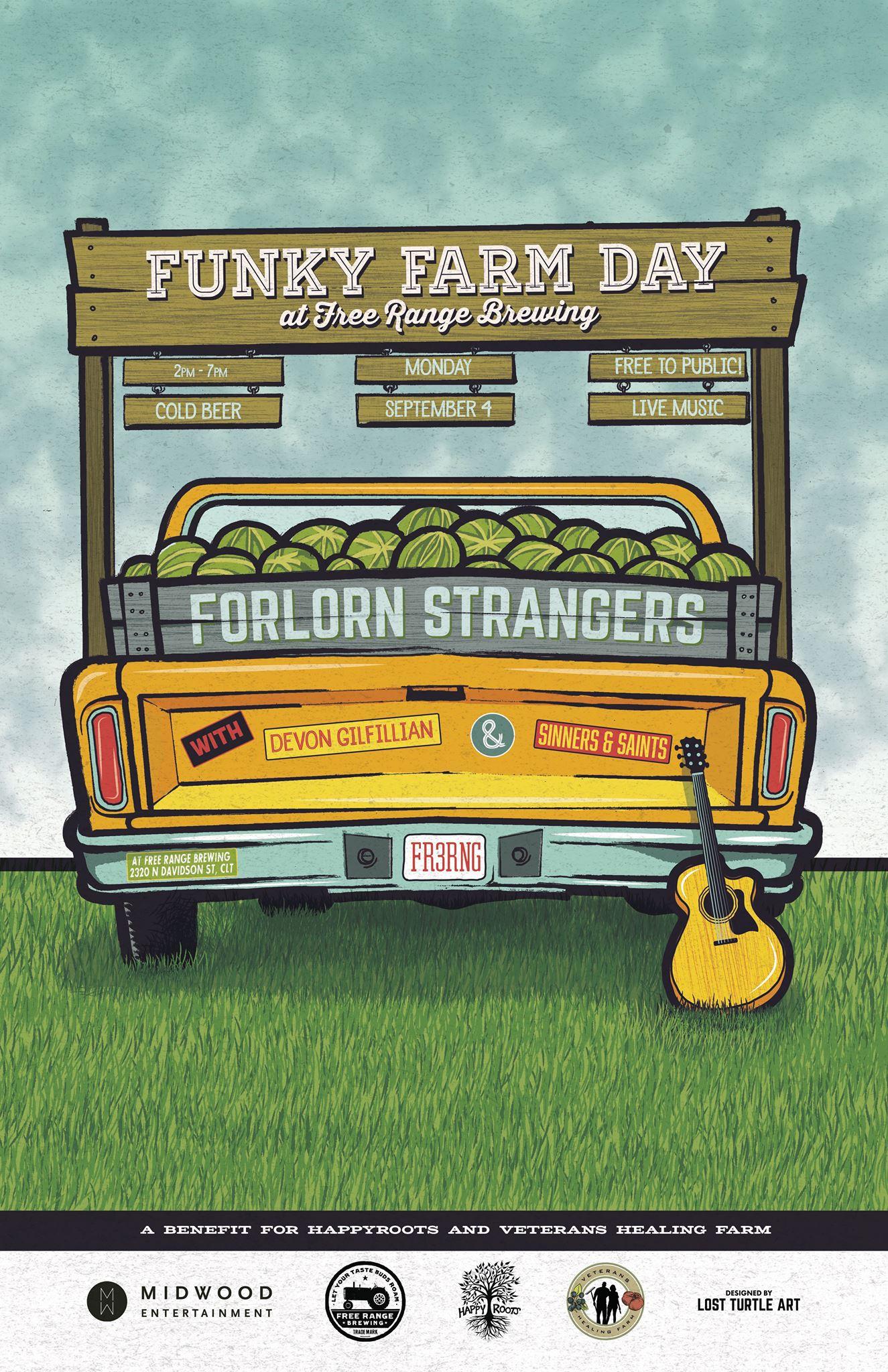 Funky Farm Day